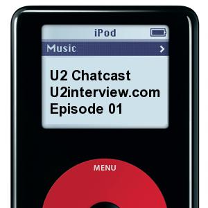 U2 Chatcast – U2 Interview Archive